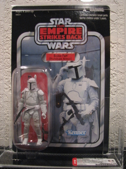 Star Wars: Boba Fett (Prototype Armor) Action Figure AFA U9.0