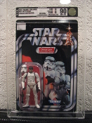 Star Wars: George Lucas StormTrooper in Disguise 90U NM+ /MT